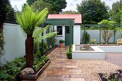 Contemporary Dublin Garden Designs