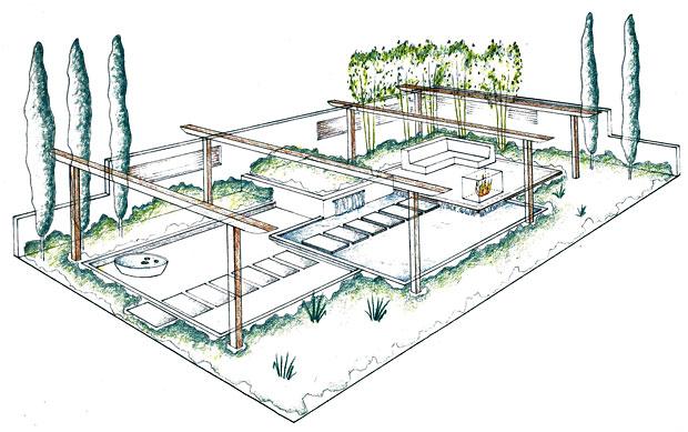 Garden Design Plans garden design: garden design with planning a garden layout garden